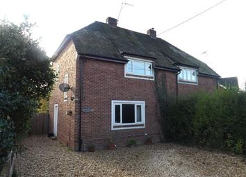 Thumbnail 3 bed semi-detached house for sale in Ashurst, Southampton, Hampshire