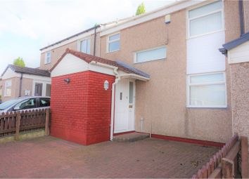 Thumbnail 3 bedroom terraced house for sale in Garden Lodge Grove, Liverpool