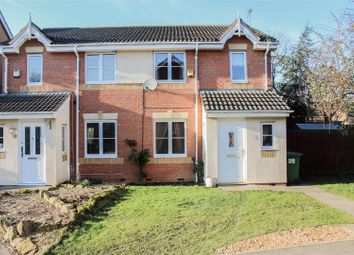 Thumbnail 3 bed semi-detached house for sale in Swan Gardens, Peterborough