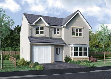 "Thumbnail 4 bed detached house for sale in ""Murray"" at Broomhouse Crescent, Uddingston, Glasgow"