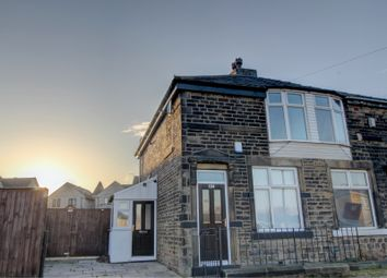 Thumbnail 2 bed semi-detached house for sale in Wharncliffe Drive, Bradford