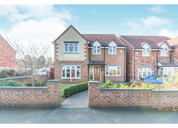 Thumbnail 4 bed detached house for sale in Robin Hood Lane, Hall Green, Birmingham