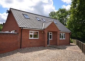 Thumbnail 4 bed detached house for sale in Lingwood Gardens, Lingwood, Norwich, Norfolk