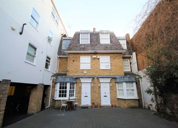 Thumbnail 2 bedroom town house to rent in Wood Close, Shoreditch
