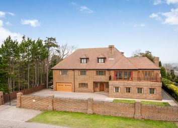 Thumbnail 6 bed detached house for sale in Portsdown Hill Road, Portsmouth