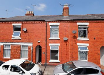 Thumbnail 2 bed terraced house for sale in Catherine Street, Chester