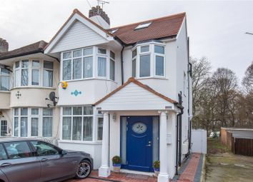 Thumbnail 3 bedroom semi-detached house for sale in Colin Gardens, Colindale, London
