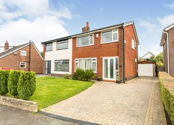 Thumbnail 3 bed semi-detached house for sale in Hawkshead Avenue, Euxton, Chorley, Lancashire