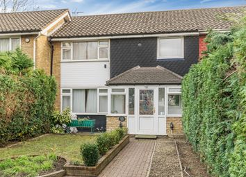 Thumbnail 3 bed terraced house for sale in Lechmere Avenue, Woodford Green