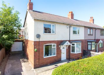 Thumbnail 3 bed semi-detached house for sale in Chandos Terrace, Leeds, West Yorkshire