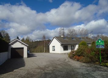 Thumbnail 4 bed detached house for sale in West Road, Muir Of Ord