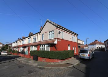 Thumbnail 3 bed end terrace house for sale in Balfour Road, Wallasey