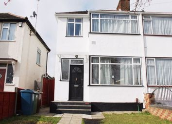 Thumbnail 3 bed end terrace house to rent in Cotman Gardens, Edgware