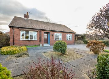 Thumbnail 3 bed detached bungalow for sale in Church Road, Altofts, Normanton