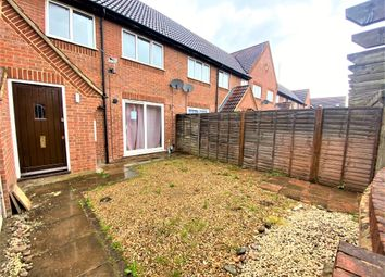 Thumbnail 2 bed terraced house for sale in Snowley Park, Whittlesey, Peterborough