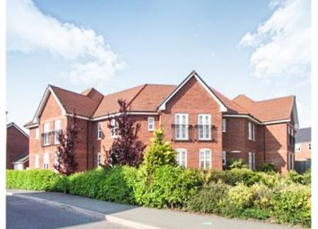 Thumbnail 2 bed flat for sale in Sherbourne Court, Weston