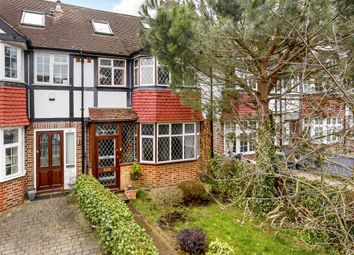 Thumbnail 4 bed terraced house to rent in Devon Avenue, Twickenham