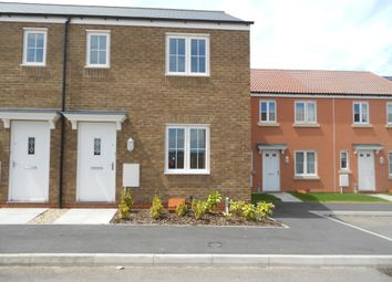 Thumbnail 3 bed end terrace house to rent in Cunningham Road, Yeovil
