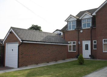 Thumbnail 3 bed semi-detached house to rent in Wellington Street, Stapleford, Nottingham
