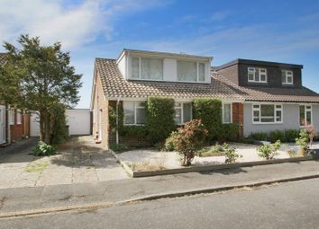 Thumbnail 3 bed semi-detached house for sale in Oakley Gardens, East Preston, West Sussex