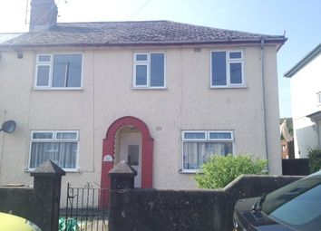 Thumbnail 2 bed flat to rent in Downside Avenue, Plymouth