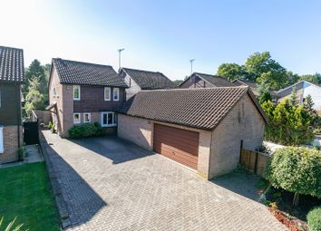 Thumbnail 4 bed detached house for sale in Wolstonbury Close, Southgate, Crawley, West Sussex