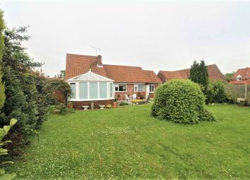 Thumbnail 3 bed detached bungalow for sale in Mallard Way, Hickling, Norwich