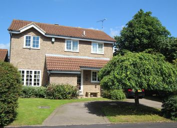Thumbnail 3 bed detached house for sale in Kent Drive, Hinckley