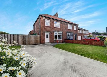 Thumbnail 3 bedroom semi-detached house for sale in Baret Road, Newcastle Upon Tyne