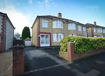 Thumbnail 3 bed semi-detached house for sale in Barrs Court Avenue, Barrs Court, Bristol