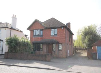 Thumbnail 4 bedroom detached house for sale in Chessington Road, West Ewell, Epsom