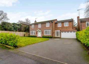 Thumbnail 5 bed detached house for sale in Cromwell Place, Cranleigh