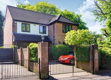 4 bed detached house for sale in Forest Terrace, Chigwell IG7
