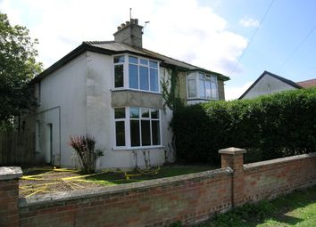 Thumbnail 3 bed semi-detached house to rent in Shelford Road, Trumpington, Cambridge