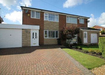 Thumbnail 3 bed semi-detached house for sale in Somerton Road, Breightmet, Bolton, Lancashire