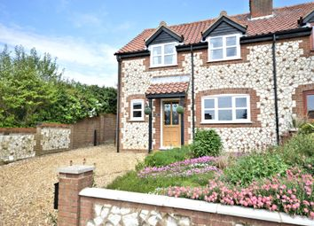 Thumbnail 3 bed cottage for sale in Ringstead Road, Sedgeford, Hunstanton