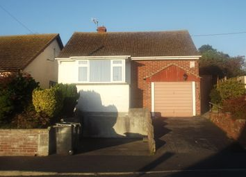 Thumbnail 3 bed bungalow to rent in Lower Drive, Dawlish