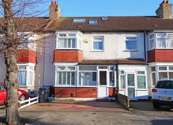 Thumbnail 3 bed terraced house to rent in Queens Road, New Malden
