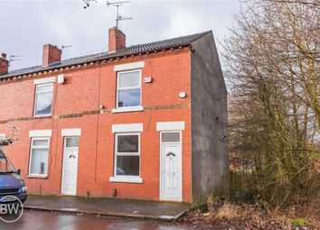 Thumbnail 2 bed end terrace house to rent in Union Street, Tyldesley, Manchester