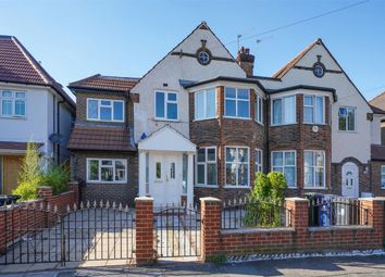 Thumbnail 5 bed detached house to rent in Cecil Road, London