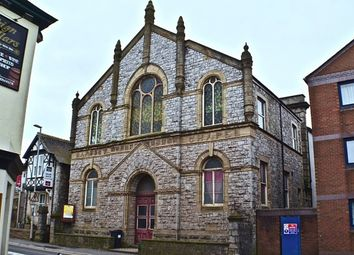 Thumbnail 2 bed flat to rent in The Old Baptist Church East Street, Newton Abbot