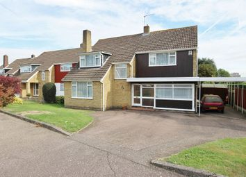 Thumbnail 4 bedroom detached house for sale in Mandeville Close, Broxbourne