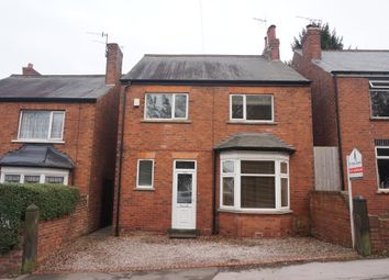 Thumbnail 3 bed detached house to rent in Park Road, Chesterfield