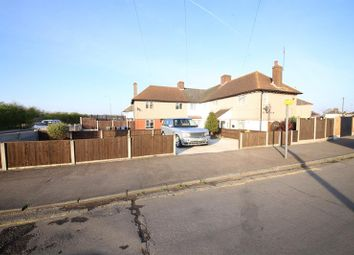 Thumbnail 3 bed end terrace house for sale in St. Chads Road, Tilbury