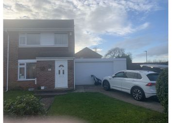 Thumbnail 3 bed end terrace house for sale in Canworth Way, Bridgwater