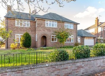 Thumbnail 4 bed detached house for sale in Hoole, Chester, Cheshire