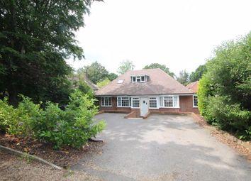 Thumbnail 4 bedroom detached bungalow for sale in Knob Field, Abinger Hammer, Dorking