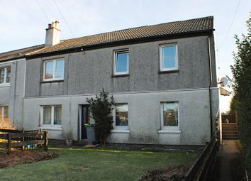 Thumbnail 3 bed flat for sale in Mansecroft, Twynholm