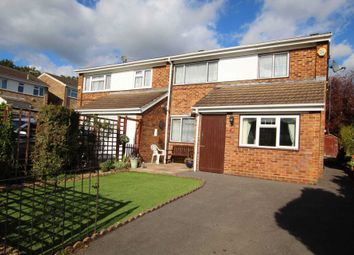 Thumbnail 4 bed semi-detached house for sale in Thetford Mews, Caversham Park Village, Reading