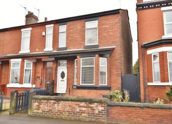 Thumbnail 3 bed end terrace house for sale in Trafford Road, Eccles, Manchester